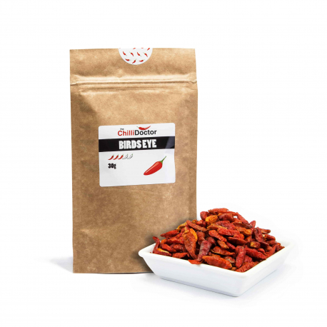 Bird´s Eye chilli celé sušené 30 g